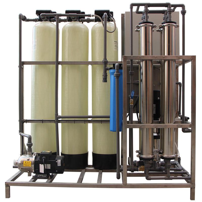 工业水处理系统